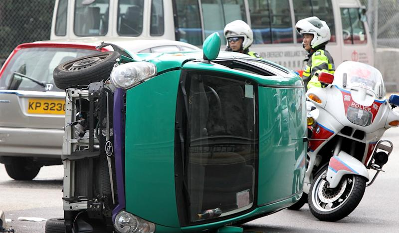 Insurers had better gird themselves for the day when cars drive themselves autonomously