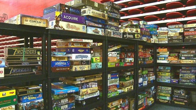 Board gamers break out of the basement for FallCon 30