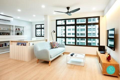 10 Open Concept Designs For Your Future Flexi Hdb Flat
