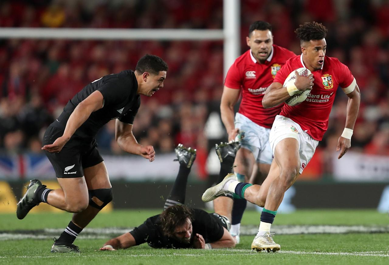 Lions 2017: First Test player ratings
