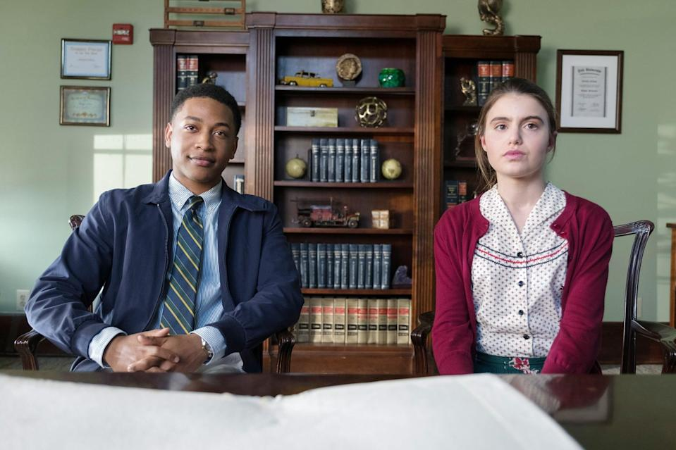 """<p>This Netflix original is as sweet as its title suggests. Debate team nemeses Lona and Bennett are the ultimate rivals until their love-hate relationship gives way to some serious chemistry. </p> <p>Watch <a href=""""https://www.netflix.com/title/80164864"""" class=""""link rapid-noclick-resp"""" rel=""""nofollow noopener"""" target=""""_blank"""" data-ylk=""""slk:Candy Jar""""><strong>Candy Jar</strong></a> on Netflix now.</p>"""