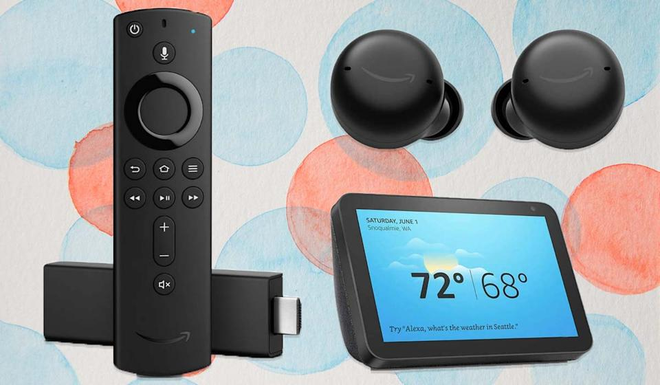 Amazon has notable markdowns on some of its best tech (Photo: Amazon)