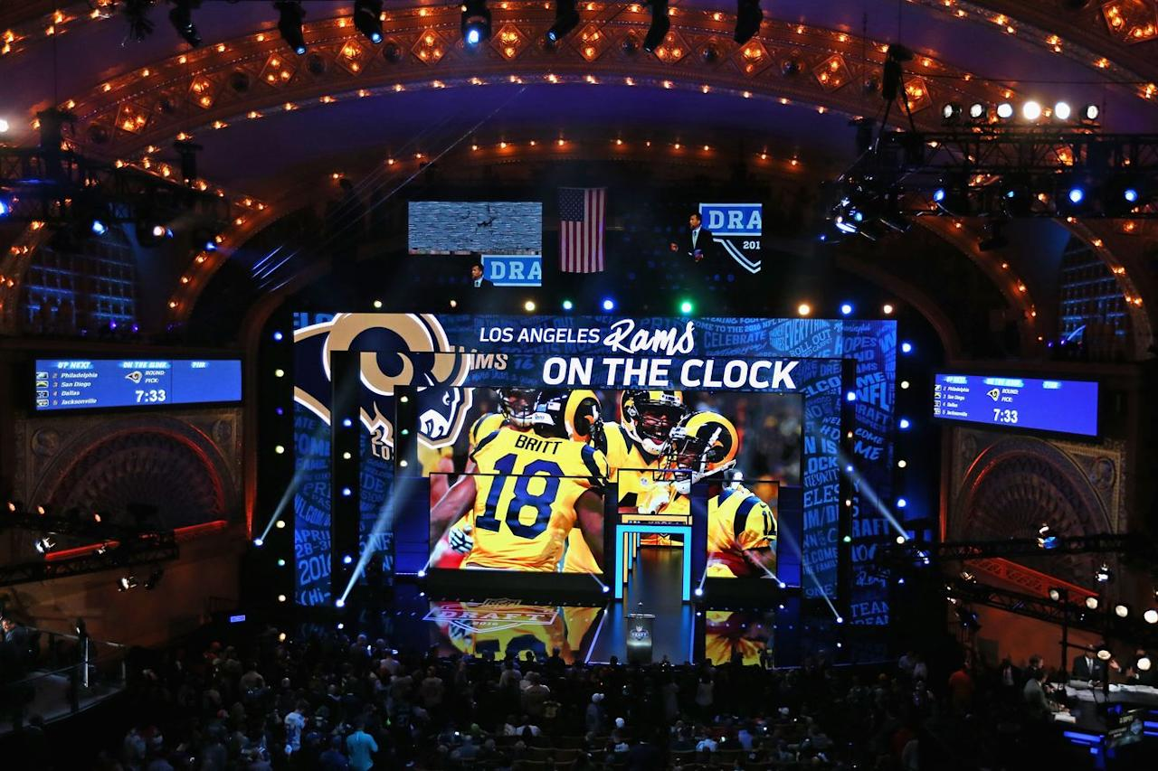 2017 NFL mock draft database: Which player is each team projected to pick?