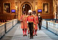 British parliament opens in London