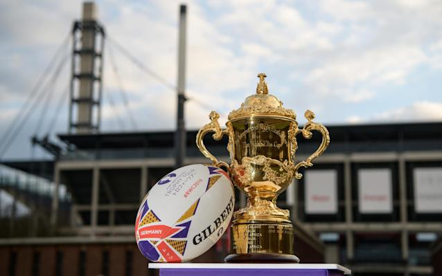 The Japan Rugby World Cup is on the horizon - World Rugby