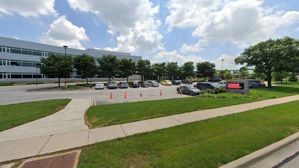 PHOTO: Naperville Central High School (Google Map Street View)