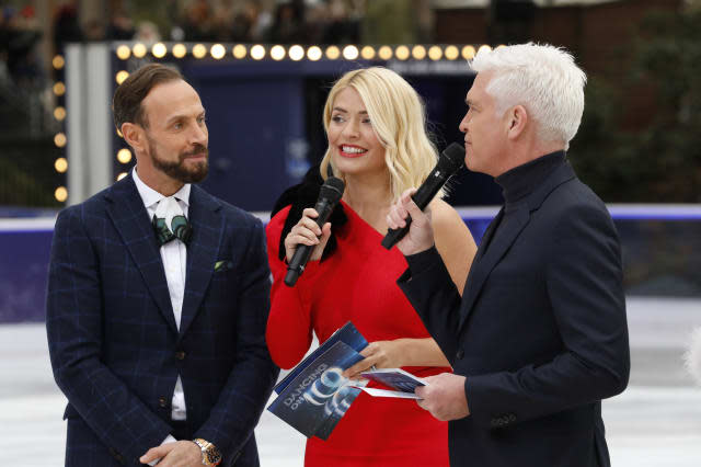 Jason Gardiner brands Holly Willoughby and Phillip Schofield 'fake'