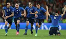 Italy will be playing in their fourth European Championship final