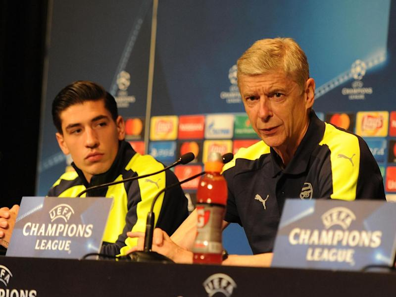 Bellerin reiterated his loyalty to Wenger this week (Getty)