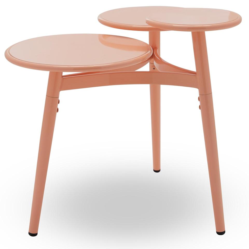 Drew Barrymore Flower Home Color Story Blush Accent Table (Photo: Walmart)