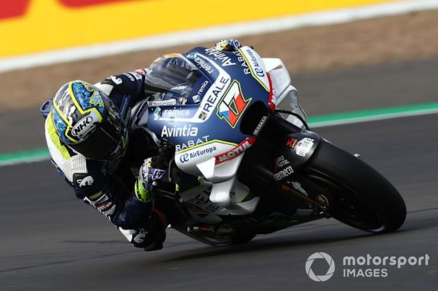 "Karel Abraham, Avintia Racing <span class=""copyright"">Gold and Goose / LAT Images</span>"
