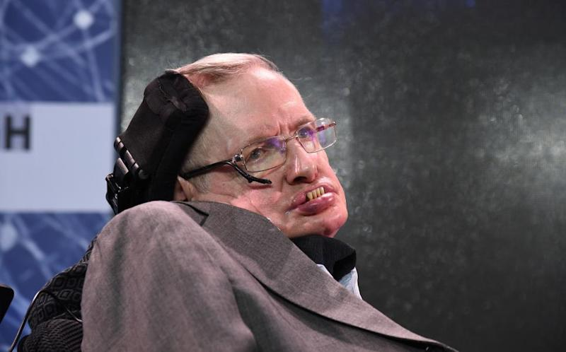 Stephen Hawking Predicted Universe End From His Deathbed
