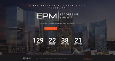 The Countdown has started to the biggest gathering of BPC users in the world.