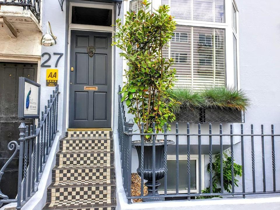 """<p>This elegant, adults-only luxury B&B manages to be an oasis of calm in the bustling town. <a href=""""https://go.redirectingat.com?id=127X1599956&url=https%3A%2F%2Fwww.booking.com%2Fhotel%2Fgb%2F27.en-gb.html%3Faid%3D1922306%26label%3Dluxury-bed-breakfast&sref=https%3A%2F%2Fwww.goodhousekeeping.com%2Fuk%2Flifestyle%2Ftravel%2Fg34889859%2Fluxury-bed-and-breakfast%2F"""" rel=""""nofollow noopener"""" target=""""_blank"""" data-ylk=""""slk:No. 27"""" class=""""link rapid-noclick-resp"""">No. 27</a>'s sophisticated interiors are elevated by thoughtful touches, like freshly-baked biscuits, and indulgent breakfast hampers delivered to your room. </p><p>The Georgian townhouse is hidden away yet just a five minute walk to Brighton beach and vibrant St James's Street and 10 minutes from the fashionable cobbled stones of the Lanes.</p><p><a href=""""https://www.goodhousekeepingholidays.com/offers/east-sussex-brighton-no-27-hotel"""" rel=""""nofollow noopener"""" target=""""_blank"""" data-ylk=""""slk:Read our review of No. 27 Bed & Breakfast."""" class=""""link rapid-noclick-resp"""">Read our review of No. 27 Bed & Breakfast.</a></p><p><a class=""""link rapid-noclick-resp"""" href=""""https://go.redirectingat.com?id=127X1599956&url=https%3A%2F%2Fwww.booking.com%2Fhotel%2Fgb%2F27.en-gb.html%3Faid%3D1922306%26label%3Dluxury-bed-breakfast&sref=https%3A%2F%2Fwww.goodhousekeeping.com%2Fuk%2Flifestyle%2Ftravel%2Fg34889859%2Fluxury-bed-and-breakfast%2F"""" rel=""""nofollow noopener"""" target=""""_blank"""" data-ylk=""""slk:CHECK AVAILABILITY"""">CHECK AVAILABILITY</a></p>"""