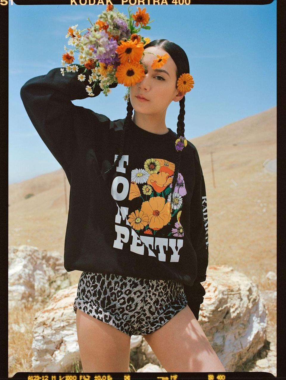 """<p><strong>Who:</strong> Matchesfashion</p><p><strong>What: </strong>Rodarte x Tom Petty capsule collection</p><p><strong>Where: </strong>Exclusively on <a href=""""https://go.redirectingat.com?id=74968X1596630&url=https%3A%2F%2Fwww.matchesfashion.com%2Fus%2Fwomens%2Fdesigners%2Frodarte%3Fcta%3Dsearch%257Crodarte&sref=https%3A%2F%2Fwww.elle.com%2Ffashion%2Fshopping%2Fg37500051%2Fthe-launch-septembers-hottest-fashion-launches%2F"""" rel=""""nofollow noopener"""" target=""""_blank"""" data-ylk=""""slk:matchesfashion.com"""" class=""""link rapid-noclick-resp"""">matchesfashion.com</a></p><p><strong>Why:</strong> Matchesfashion has partnered with Rodarte's Kate and Laura Mulleavy and Tom Petty's daughters, Adria Petty and Annakim Violette, to create a nostalgic collection honoring the rocker's triumphant record <em>Wildflowers</em>. The bright colors of the '60s pair perfectly with the relaxed feeling of Rodarte's 'Radarte' line of easy sweatsuits. To honor Petty and his legendary album, the team tapped several contemporary artists who channel his sense of cool to star in the campaign, including Japanese Breakfast (pictured here), King Princess, Kilo Kish, and Weyes Blood. </p><p><a class=""""link rapid-noclick-resp"""" href=""""https://go.redirectingat.com?id=74968X1596630&url=https%3A%2F%2Fwww.matchesfashion.com%2Fus%2Fwomens%2Fdesigners%2Frodarte%3Fcta%3Dsearch%257Crodarte&sref=https%3A%2F%2Fwww.elle.com%2Ffashion%2Fshopping%2Fg37500051%2Fthe-launch-septembers-hottest-fashion-launches%2F"""" rel=""""nofollow noopener"""" target=""""_blank"""" data-ylk=""""slk:SHOP NOW"""">SHOP NOW</a> </p>"""