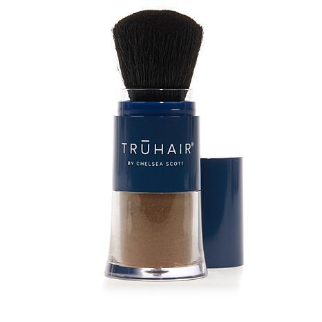 Truhair comes with an easy brush applicator. (Photo: HSN)