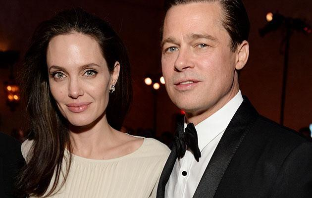 Previous reports claim Brad has been keen to work with Margot on films in the past, but his then-wife Angelina Jolie (pictured) wasn't a fan of the idea. Source: Getty
