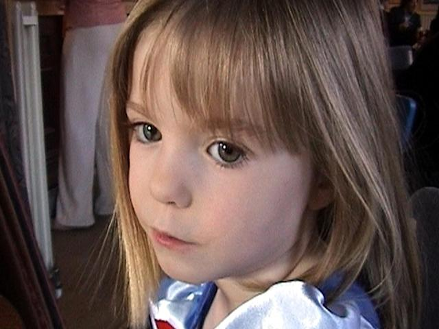 German authorities believe they have evidence that Madeleine McCann is dead. (AP)