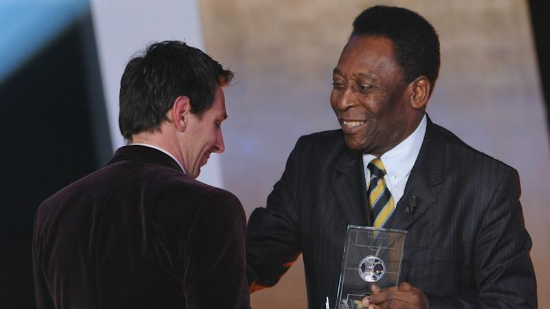 'It has no credibility' - Tite says you can't compare Messi to Pele