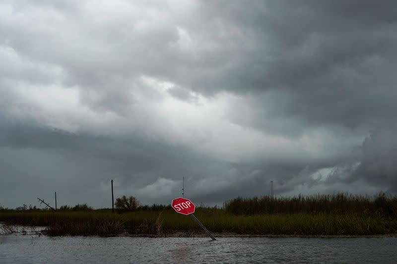 Louisiana avoided Laura's 'wall of water'? Not so, says forecaster