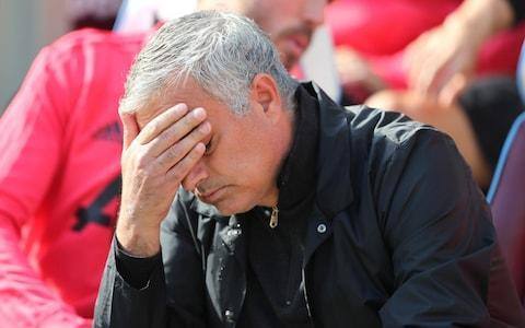 <span>Does Mourinho still have the energy for the daily grind of club football?</span> <span>Credit: OFFSIDE </span>