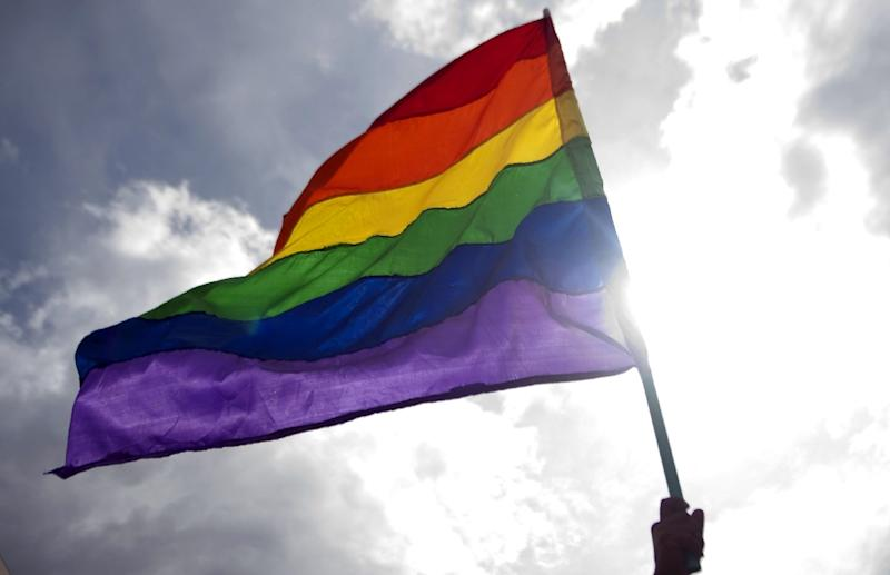 The majority of African countries outlaw homosexuality, but Mozambique has seen little anti-gay violence or social friction over the issue (AFP Photo/Raul Arboleda)