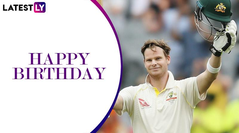 Steve Smith Birthday Special: Lesser-Known Facts About Australian Cricketing Genius