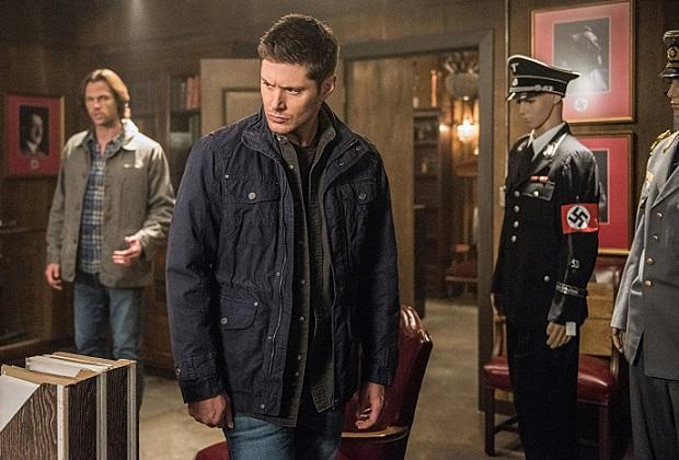 Supernatural Team Previews the Winchesters' Quest to Stop Hitler