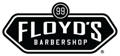 One of the first to market a barber-style concept catering to both men and women, Floyd's 99 is not a traditional barbershop. The brand offers an alternative twist on an old school classic – known for its edgy style, fun environment and authentic vibe that's complemented by poster-plastered walls of music icons and diverse stylists & barbers who embody the culture of the brand. (PRNewsfoto/Floyd's 99 Barbershop)