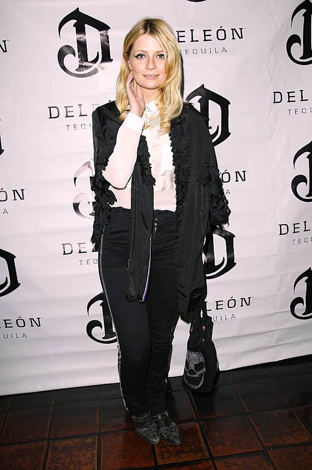 "What would we do if we didn't have Mischa Barton to feature in ""What Were They Thinking?!"" on a regular basis? The former ""O.C."" starlet earned herself another spot in our weekly gallery thanks to the studded ensemble she donned for a Hollywood party last Sunday. Donato Sardella/<a href=""http://www.gettyimages.com/"" target=""new"">GettyImages.com</a> - May 15, 2011"