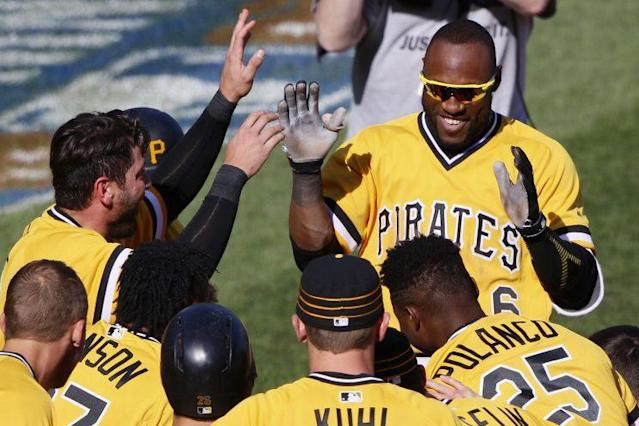 The Pirates need their offense to get back on top in 2017. (AP Photo)
