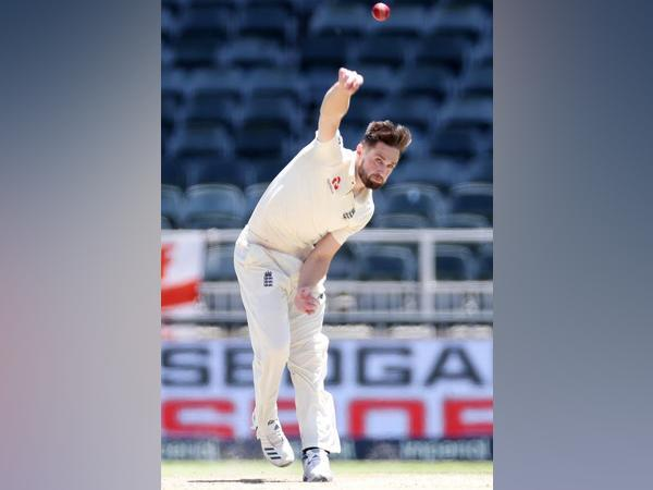 England all-rounder Chris Woakes (file image)