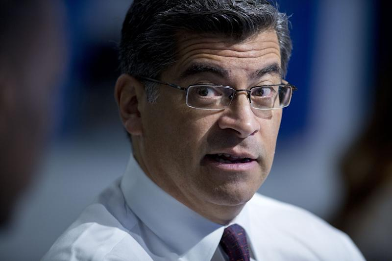 California Top Cop Becerra Won't Quit 'Essential' War on Trump