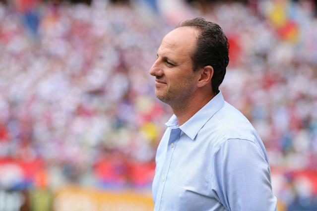 Rogério Ceni durante partida da Copa do Nordeste (Xandy Rodrigues/Futura Press)