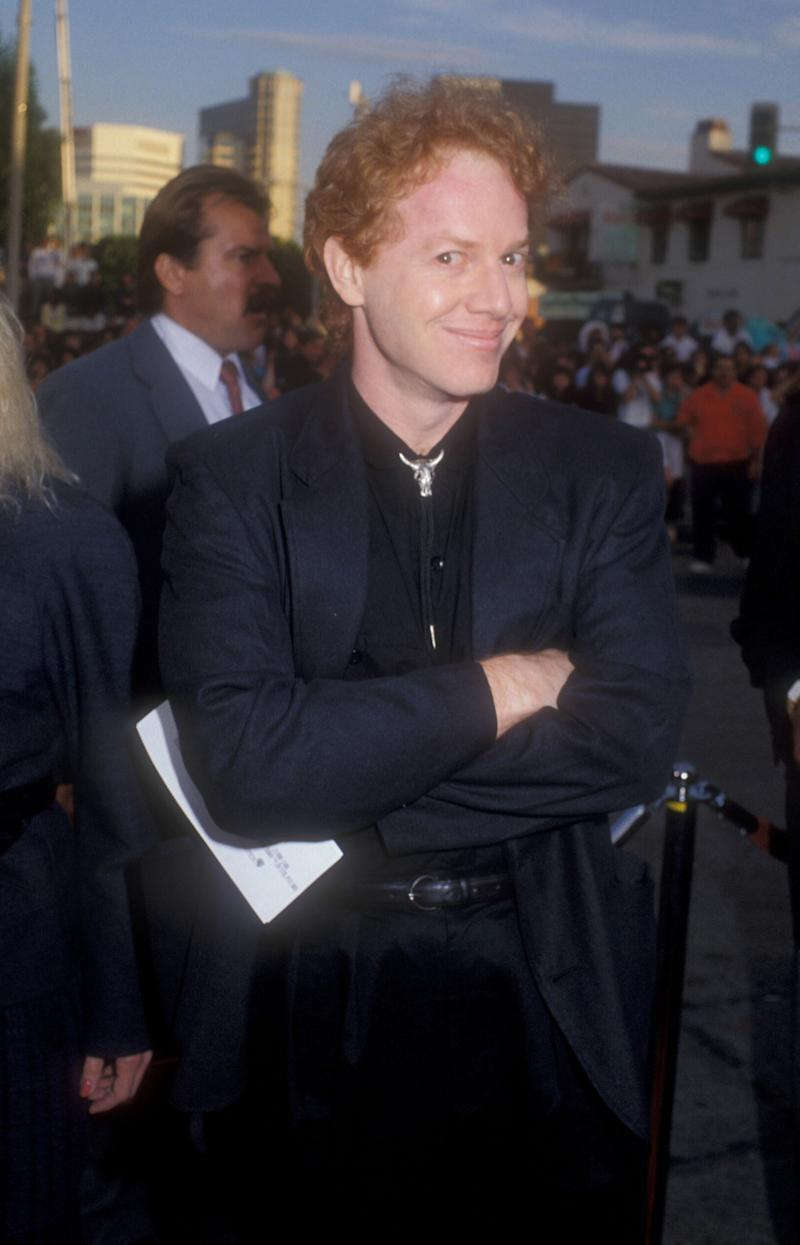 "Danny Elfman during ""Batman"" Los Angeles Premiere at Mann Village theater in Westwood, California, United States. (Photo by Barry King/WireImage)"