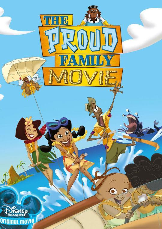 <p>In this animated feature based on the TV series of the same name, the titular prideful family is kidnapped while on vacation due to corporate espionage! The same thing happened to Dave and Wendy Thomas once, but they were too traumatized to discuss it further.<br><br><i>(Credit: Disney Channel)</i> </p>