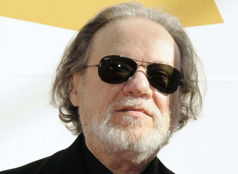 Tommy Ramone attends the Recording Academy Special Merit Awards Ceremony in Los Angeles in this file photo taken February 12, 2011. Ramone, the drummer and last surviving member of the hugely influential American punk band the Ramones, has died at the age of 65, an associate said on Saturday. REUTERS/Phil McCarten/Files (UNITED STATES - Tags: ENTERTAINMENT OBITUARY)