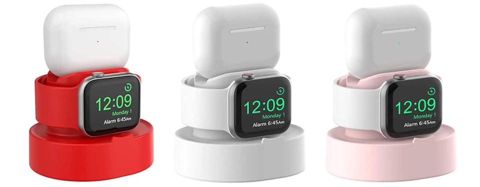 apple watch charger with iopds on amazon