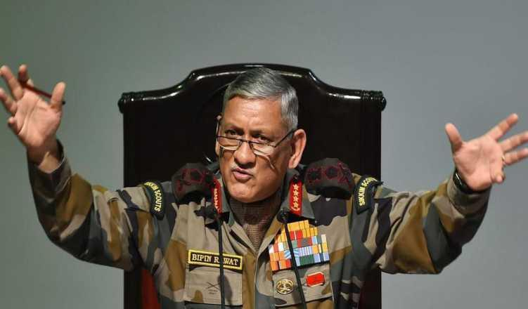 We Are Alert For Any Eventuality: Army Chief