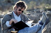 <p>Spielberg on the set <em>Indiana Jones and the Last Crusade</em> in 1989.</p>