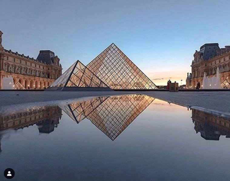 museums, Louvre museum in Paris, Indian Express news