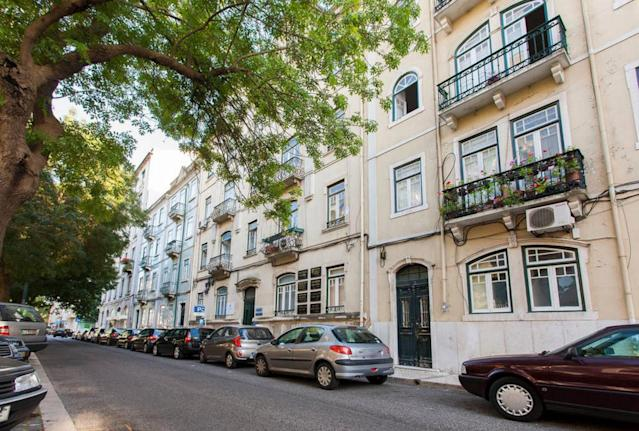 <p>It may look like an ordinary apartment from the outside, but for $53 you can stay in a great nerd cave in Lisbon, Portugal. </p>