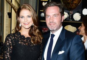 Princess Madeleine of Sweden, Christopher O'Neill | Photo Credits: Pascal Le Segretain/Getty Images