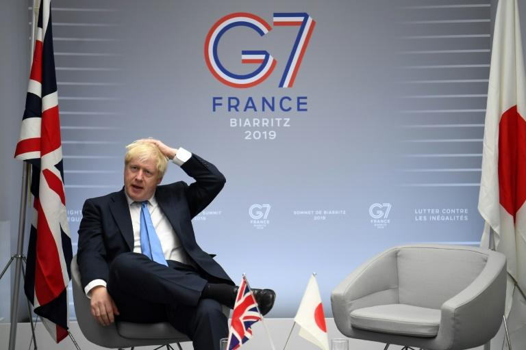 Johnson was due to speak to European Commission president Jean-Claude Juncker by phone later