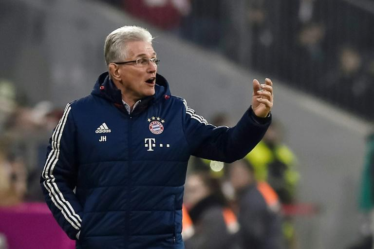 Since Jupp Heynckes replaced Carlo Ancelotti as Bayern Munich's head coach at the start of October 2017, the team have won 22 of 23 matches