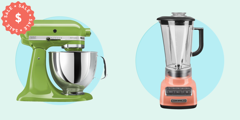 PSA: KitchenAid Mixers And Accessories Are 40% Off At ...