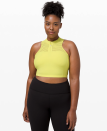 "<p><strong>Lululemon</strong></p><p>lululemon.com</p><p><a href=""https://go.redirectingat.com?id=74968X1596630&url=https%3A%2F%2Fshop.lululemon.com%2Fp%2Fwomen-sports-bras%2FUnleash-Strength-Bra-MD%2F_%2Fprod10260185&sref=https%3A%2F%2Fwww.seventeen.com%2Ffashion%2Fg34041215%2Flululemon-black-friday-deals-2020%2F"" rel=""nofollow noopener"" target=""_blank"" data-ylk=""slk:Shop Now"" class=""link rapid-noclick-resp"">Shop Now</a></p><p><strong><del>$68</del> $29 (57% off)</strong></p><p>Can you wear a bra as a crop top? Asking for a friend (myself).</p>"