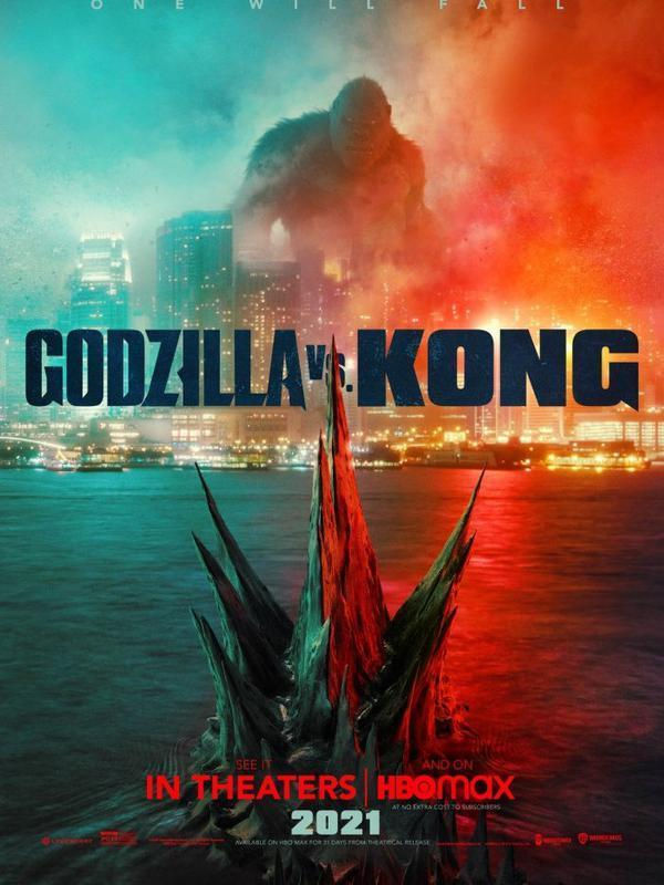 Godzilla vs Kong. (Legendary Pictures/Warner Bros. Pictures)