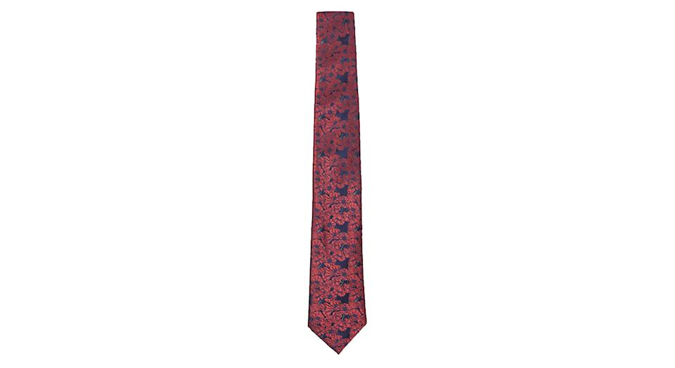 The Poppy Collection Pure Silk Tie