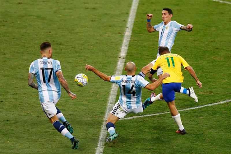 No Messi But Argentina 'Have to' Beat Brazil, Says Sergio Romero